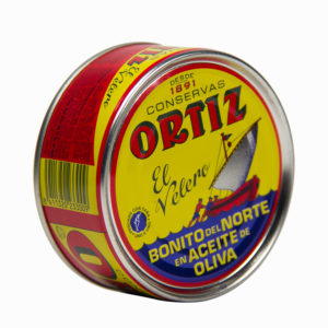 Ortiz Bonito del Norte White Tuna In Olive Oil