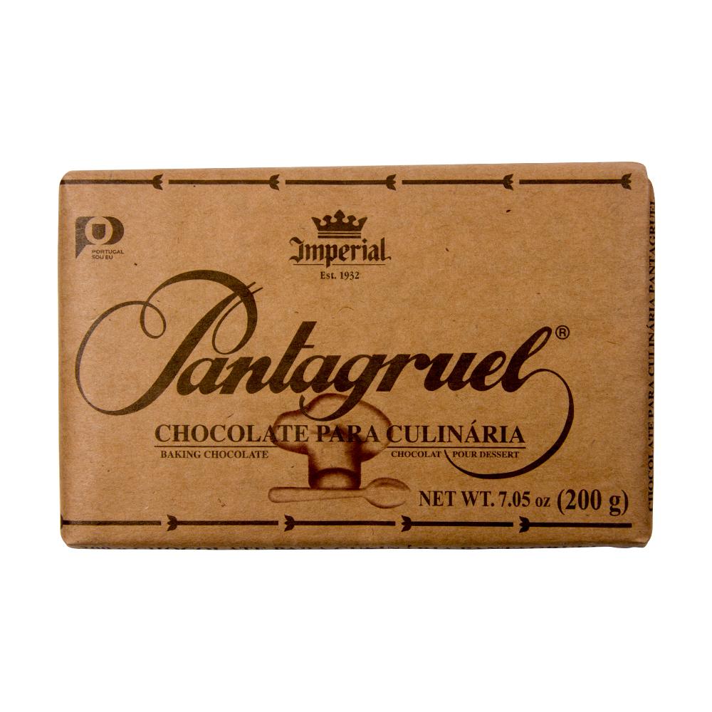 Pantagruel Cooking Chocolate 43% Cocoa - Chenab Impex Pvt  Ltd